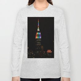 New Yorker Long Sleeve T-shirt