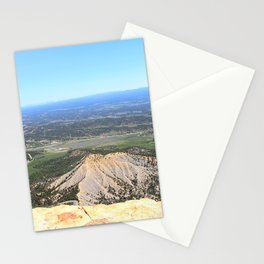 View from the top of Mesa Verde Stationery Cards