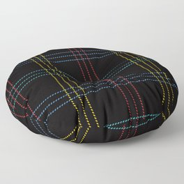 PNW Plaid Vashon Floor Pillow
