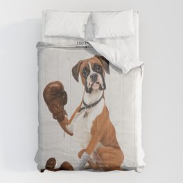 The Boxer Comforters