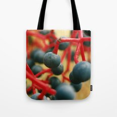 Wild Berries of the Don Tote Bag