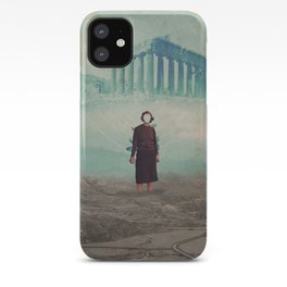 Mrs. Loneliness iPhone Case