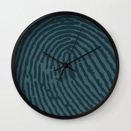 My mark #1 Wall Clock
