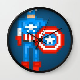 PixelWorld vol. 1 | #13 Wall Clock