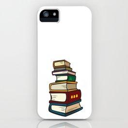 Book lover, book nerd, english teacher  - get lit! iPhone Case