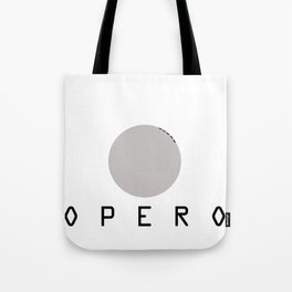 melaopero Tote Bag