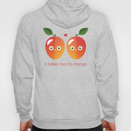 It Takes Two to Mango Hoody