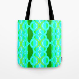Westwork - Lime Cutwork Tote Bag