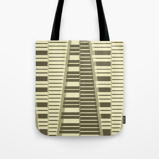 Instrumental series I - xylophone - ANALOG zine Tote Bag