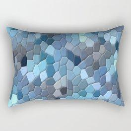Monday Blues..... Rectangular Pillow