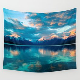 The Wandering Moun­tain Wall Tapestry