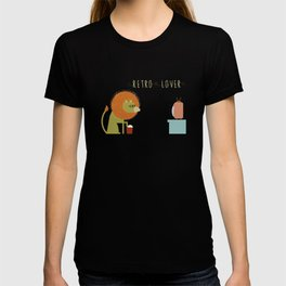 Retro Lover T-shirt