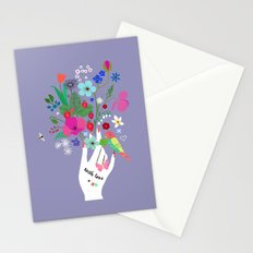 with love Stationery Cards
