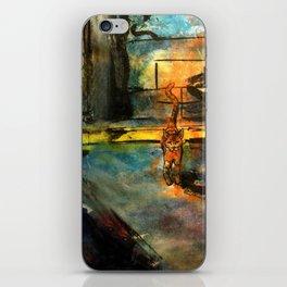 Street Cat iPhone Skin