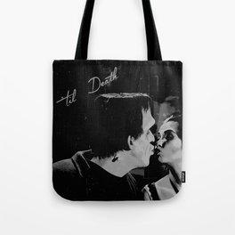 Til Death Tote Bag