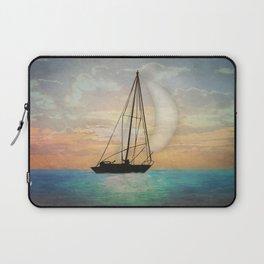 Sail Away With Me Laptop Sleeve