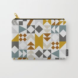 Mid West Geometric 06 Carry-All Pouch