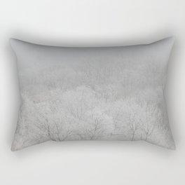 Park landscape art garden design Rectangular Pillow