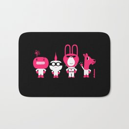 indecisive suspects : idokungfoo.com Bath Mat