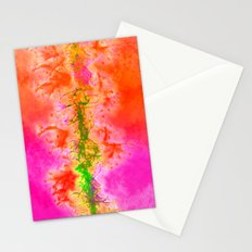 Crocodile Skin Artwork  Stationery Cards