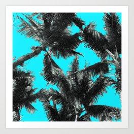 PURA VIDA OCEAN Art Print