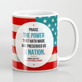 Preserved us a Nation Coffee Mug