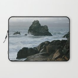 View of San Francisco Bay from Sutro Baths Laptop Sleeve