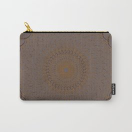 peace & love is golden Carry-All Pouch