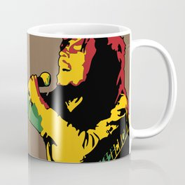 Redemption - Reggae Marley Coffee Mug