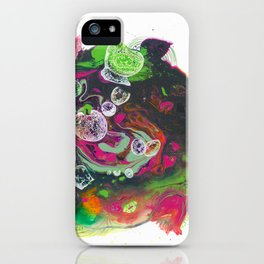 Bouquet in a Bowl iPhone Case