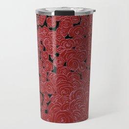 Rose Bed Travel Mug