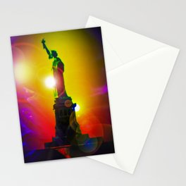 New York NYC - Statue of Liberty 10 Stationery Cards