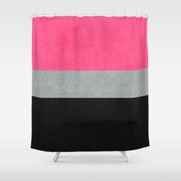 cosmopolitan classic Shower Curtain