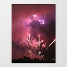 100 Years Canvas Print