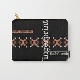 Personal focus on your own Carry-All Pouch