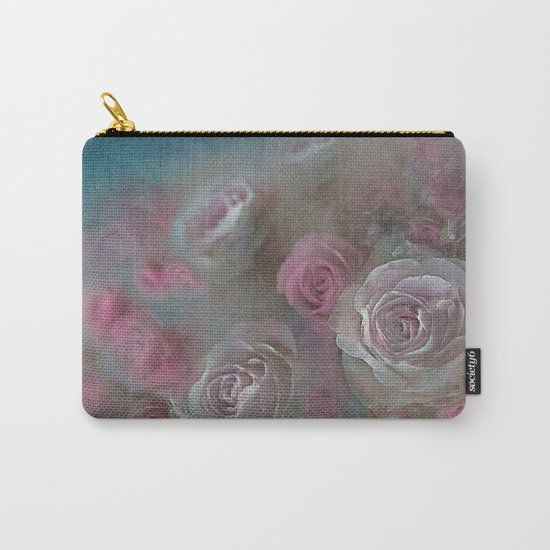 Vintage roses(5) Carry-All Pouch