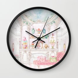French Patisserie  Wall Clock