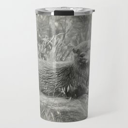 Asian small-clawed otter Travel Mug