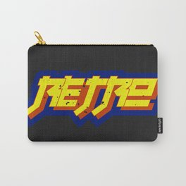 Retro - Japanese Style Carry-All Pouch