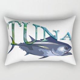 Tuna Deep Sea Rectangular Pillow