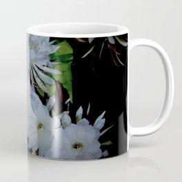 Night Queen blooming Coffee Mug