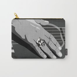 Hand illustration Carry-All Pouch