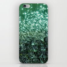 NATURAL SPARKLE iPhone & iPod Skin