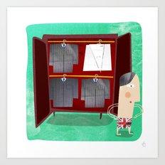 BNP - I have a Dream Art Print