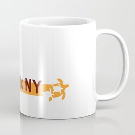 Montauk -Long Island. Coffee Mug