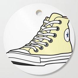 High-Top Sneaker Cutting Board