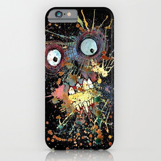 shocked in reverse iPhone & iPod Case