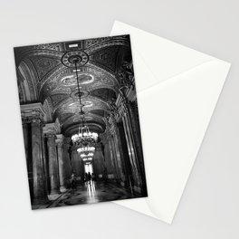 Palais Garnier in Black & White Stationery Cards