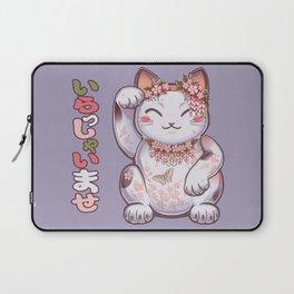 Hanami Maneki Neko: Shun Laptop Sleeve