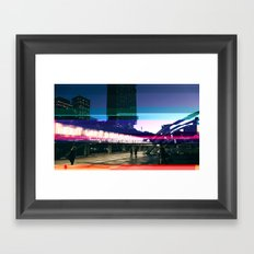 Project L0̷SS   Nathan Phillips Square, Toronto Framed Art Print
